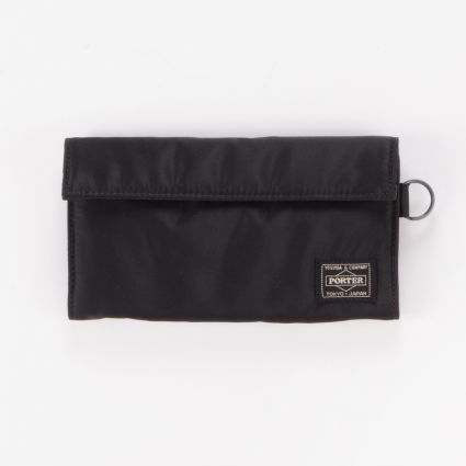 Porter by Yoshida & Co Tanker Wallet Long Black1