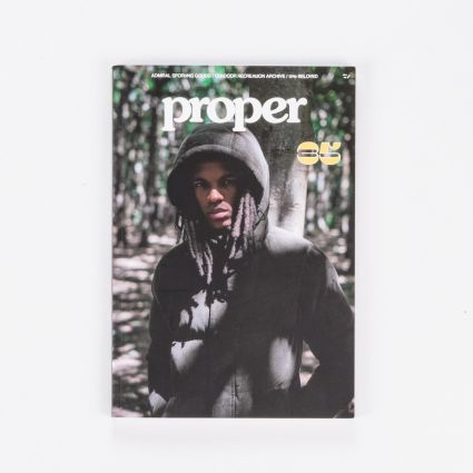 Proper Magazine Issue 35 - Hikerdelic Cover1