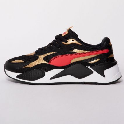 Puma RS-X³ Chinese New Year Black/High Risk Red/Team Gold 37317802