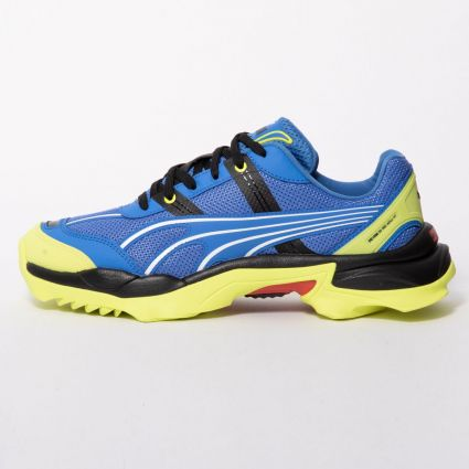 Puma Nitefox Highway Palace Blue/Fluo Yellow 37148003