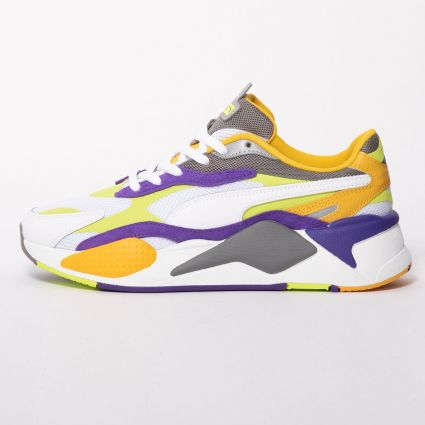 Puma RS-X³ Level Up White/Limepunch 37316901