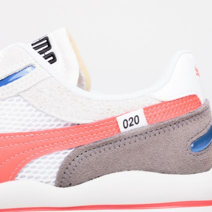 Puma Style Rider Stream On White/Vaporous Grey