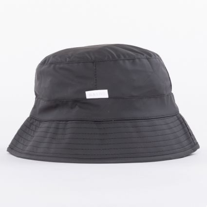 Rains Bucket Hat Black1
