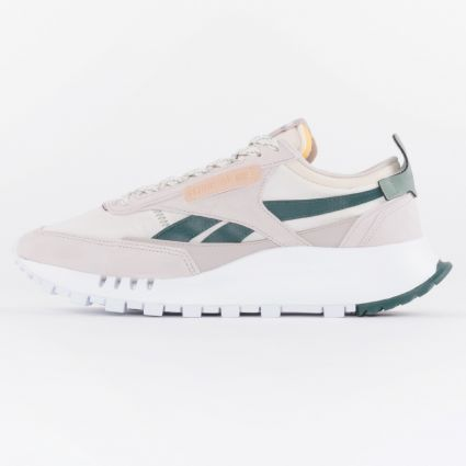 Reebok CL Legacy Sand Stone/Forest Green/Harmony Green1