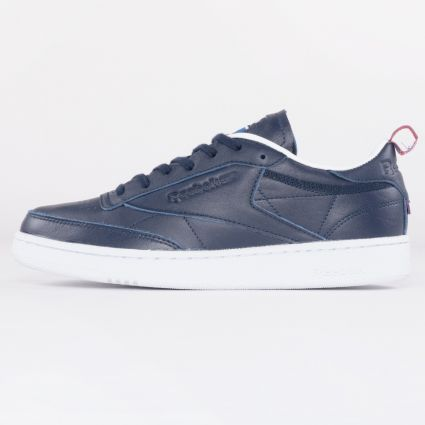 Reebok Club C 85 Vector Navy/White/Vector Red1