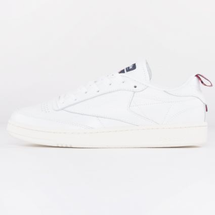 Reebok Club C 85 White/Chalk/Vector Navy