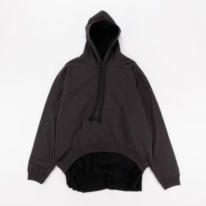 Sasquatchfabrix. Double Face Sweat Hoodie Black1