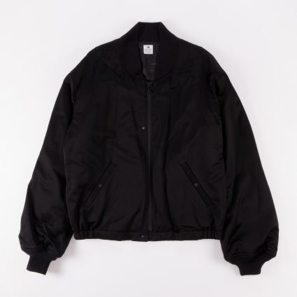 Sasquatchfabrix. Crow Print Jacket Black