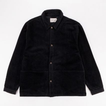 Satta Allotment Jacket Black1