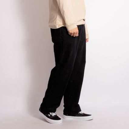 Satta Cord Pants Black