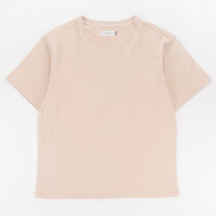 Satta Organic Cotton T-Shirt Stone1