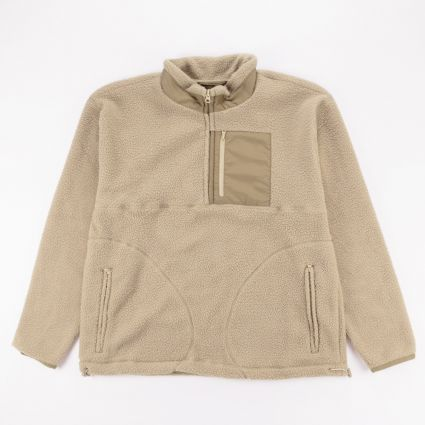Satta Ovo Fleece Pebble Beige1
