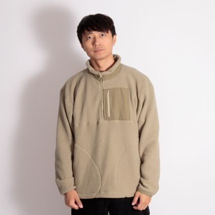 Satta Ovo Fleece Pebble Beige