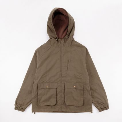 Satta Parka Jacket Grey1