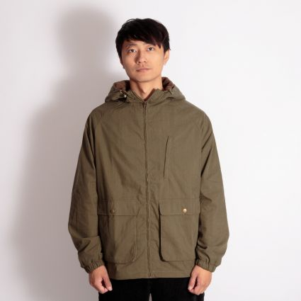 Satta Parka Jacket Grey