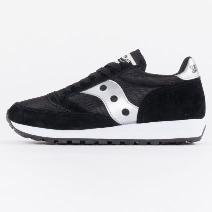 Saucony Jazz 81 Black/Silver1