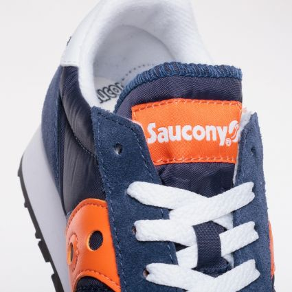 Saucony Jazz Vintage Navy/Orange S70368-81