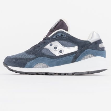 Saucony Shadow 6000 Navy/Silver1