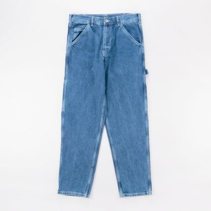 Stan Ray 80s Painter Pant Vintage Stonewash Denim1