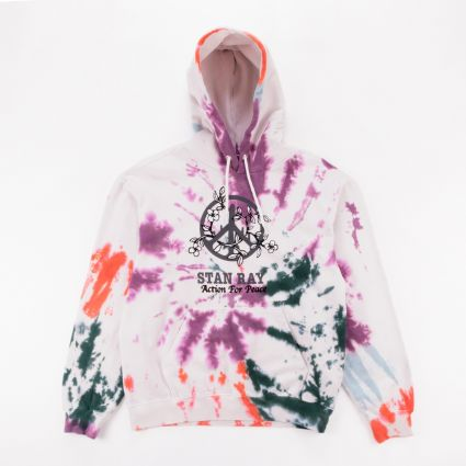 Stan Ray Action 4 Peace Hoodie Multi1