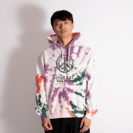 Stan Ray Action 4 Peace Hoodie Multi