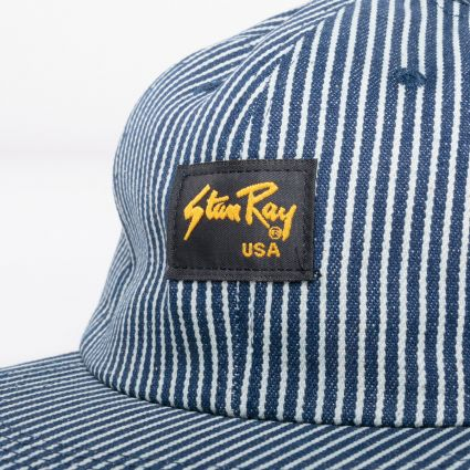 Stan Ray Ball Cap Hickory Stripe