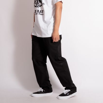 Stan Ray Recreation Pant Black Nyco