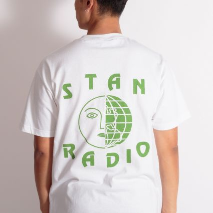 Stan Ray Stan Radio T-Shirt White