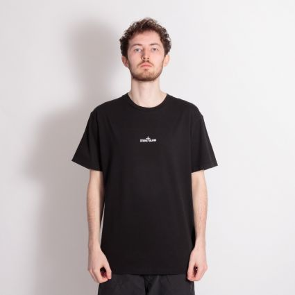 Stone Island 2NS85 SS T-Shirt Black