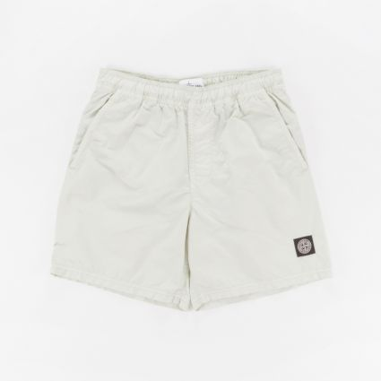 Stone Island Nylon Swim Short Light Green1