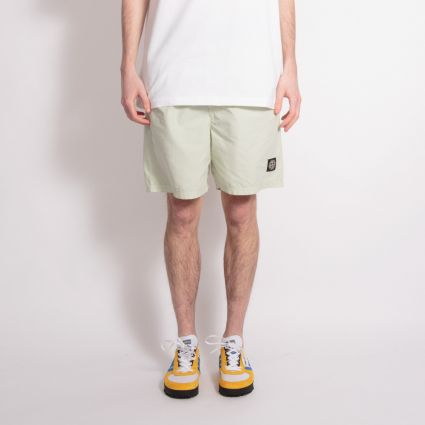 Stone Island Nylon Swim Short Light Green