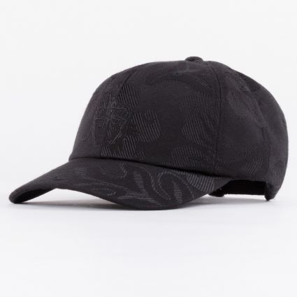 Stussy Jacquard Hawaiian Low Pro Cap Black1