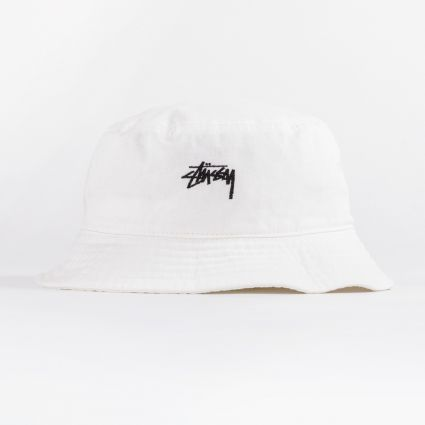 Stussy Stock Bucket Hat Natural1