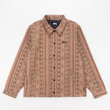 Stussy Tapestry Classic Coach Jacket Multi1