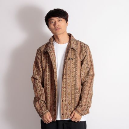 Stussy Tapestry Classic Coach Jacket Multi