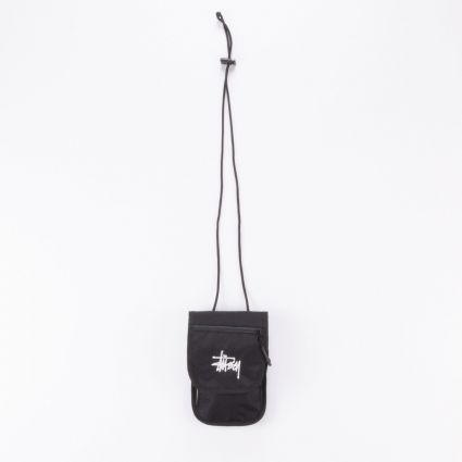 Stussy Travel Pouch Black1