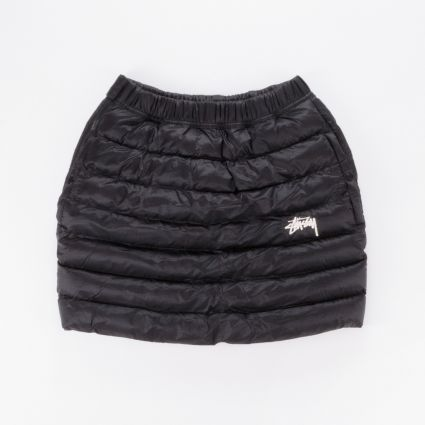 Stussy x Nike Insulated Skirt Black1