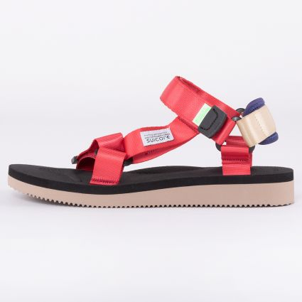 Suicoke DEPA-Cab Red/Black1
