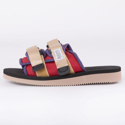 Suicoke MOTO-Cab Red/Black1