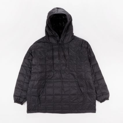 TAION Over Size Down Parker Black1