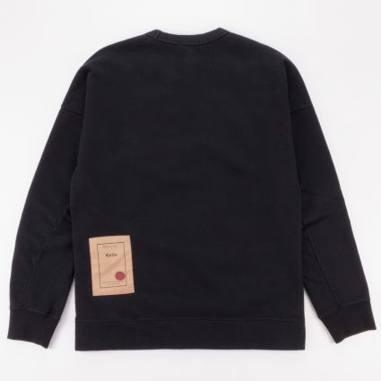 TEN C Knit Sweatshirt Black