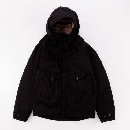 Ten C Tempest Anorak Black