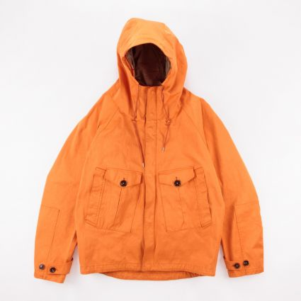 TEN C Tempest Anorak Orange1