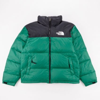 The North Face 1996 Retro Nuptse Jacket Evergreen1
