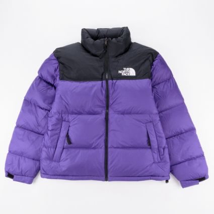 The North Face 1996 Retro Nuptse Jacket Peak Purple1