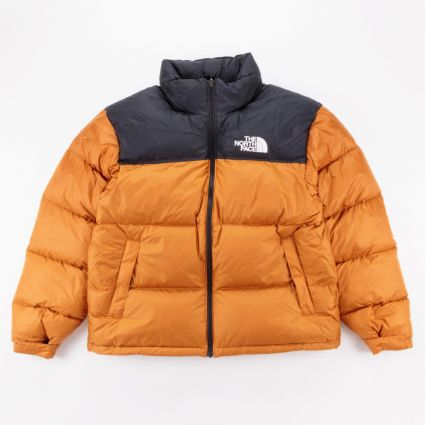The North Face 1996 Retro Nuptse Jacket Timber Tan1