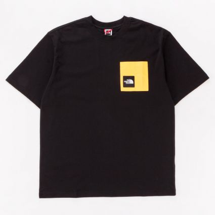 The North Face BB Search & Rescue Pocket T-Shirt TNF Black1