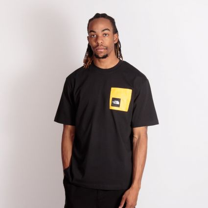 The North Face BB Search & Rescue Pocket T-Shirt TNF Black