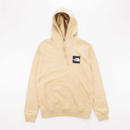 The North Face Blackbox Logo Hoodie Hawthorne Khaki1