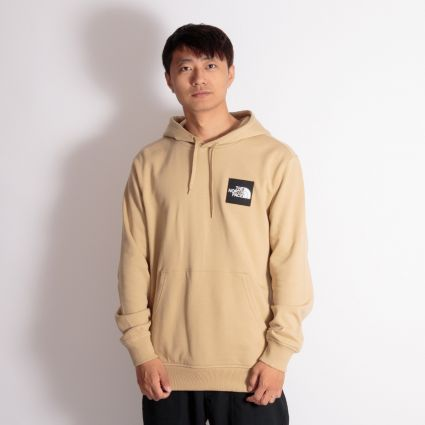 The North Face Blackbox Logo Hoodie Hawthorne Khaki
